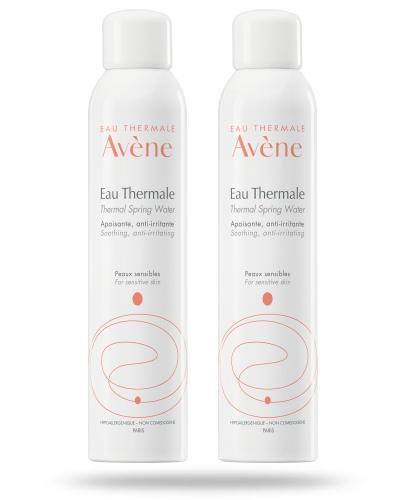 Avene woda termalna w spray'u 2x 300 ml [DWUPAK] - wapteka.pl
