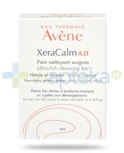Avene XeraCalm AD kostka myjąca ultrabogata konsystencja 100 g - wapteka.pl