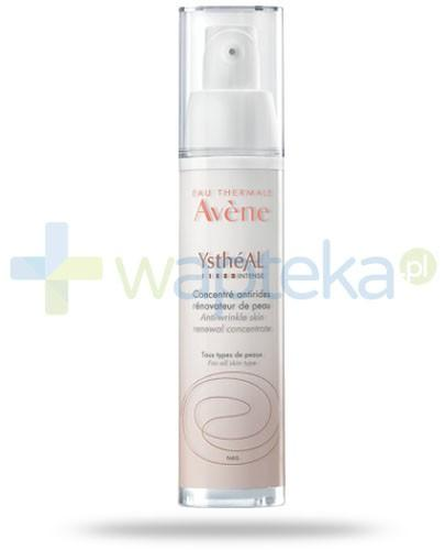 Avene YstheAL Intense koncentrat przeciwzmarszczkowy odnowa skóry 30 ml + kosmetyczka [GRATIS] - wapteka.pl
