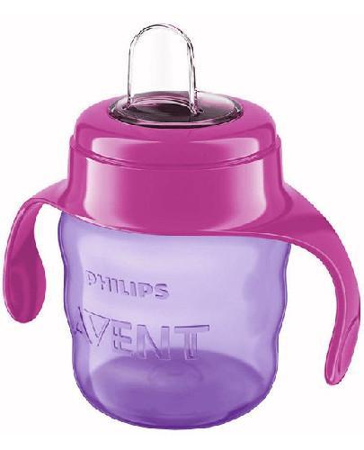 Avent Philips kubek 200 ml z miękkim ustnikiem Spill free dla dzieci 6m+ [SCF551/03]
