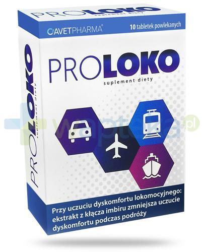 AvetPharma ProLoko 10 tabletek powlekanych