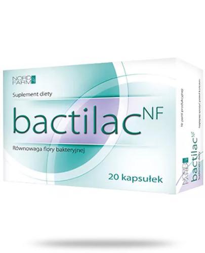 Bactilac NF 20 kapsułek