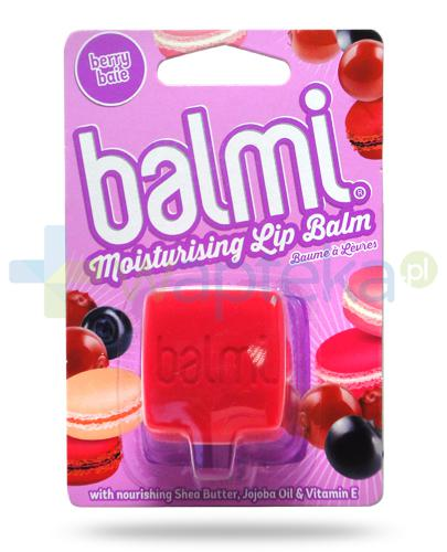 Balmi Berry balsam do ust w pomadce 7 g