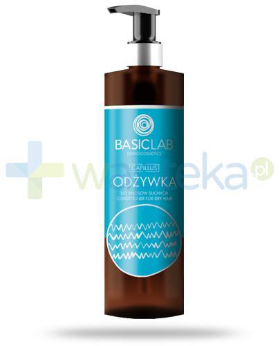 BasicLab Capillus odżywka do włosów suchych 300 ml