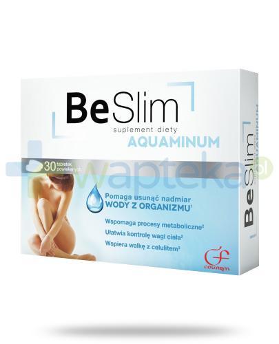 Colfarm Be Slim Aquaminum 30 tabletek