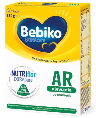 Bebiko AR mleko początkowe przeciw ulewaniom dla dzieci od urodzenia 350 g