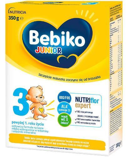 Bebiko 3 Junior mleko w proszku dla dzieci 12m+ 350 g