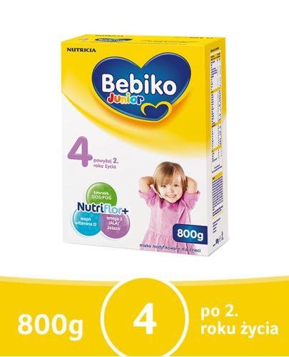 Bebiko 4 Junior mleko w proszku dla dzieci 24m+ 800 g