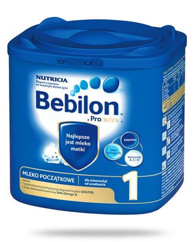 Bebilon 1 z Pronutra+ mleko w proszku dla dzieci 0m+ 350 g