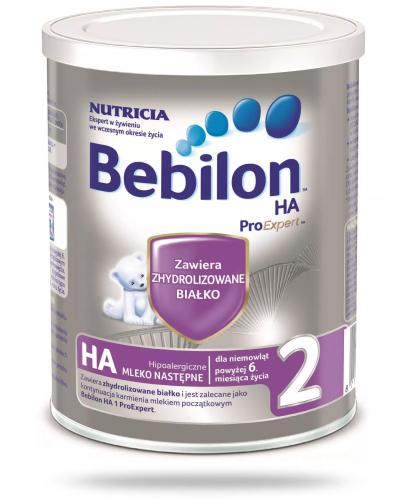 Bebilon 2 HA z ProExpert mleko w proszku dla dzieci 6m+ 400 g