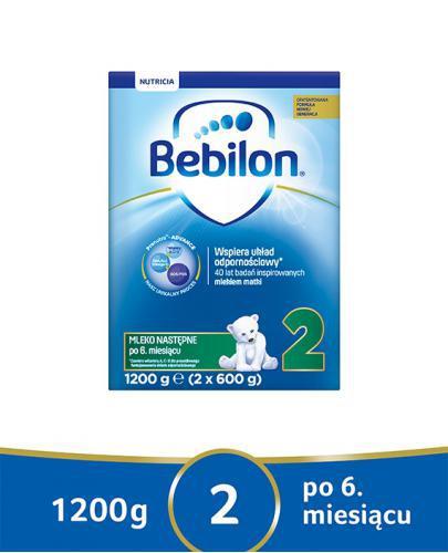 Bebilon 2 Pronutra-Advance mleko następne po 6. miesiącu 1200 g