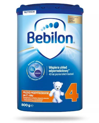 Bebilon 4 Junior z Pronutra+ mleko w proszku dla dzieci 2+ 800 g
