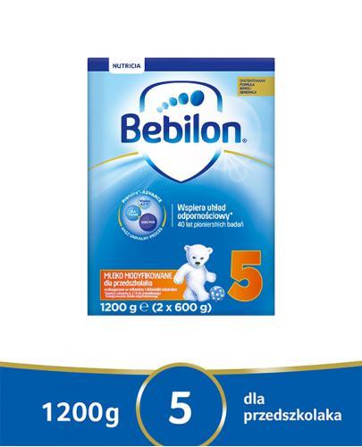 Bebilon 5 Pronutra-Advance mleko modyfikowane dla przedszkolaka 1200 g