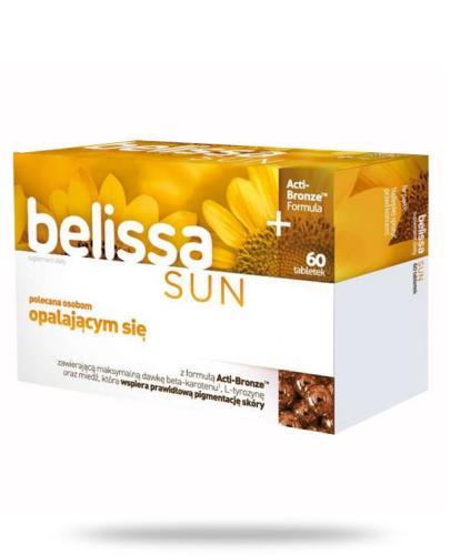 Belissa Sun Acti-Bronze 60 tabletek