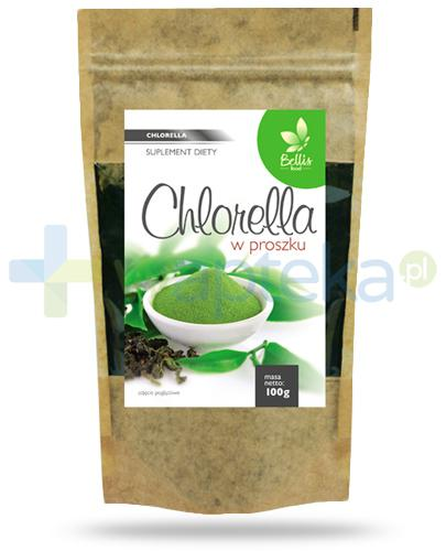 Bellis Food Chlorella w proszku 100 g
