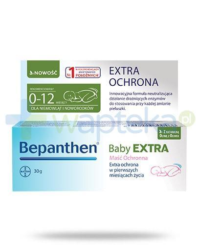Bepanthen Baby Extra maść ochronna 30 g