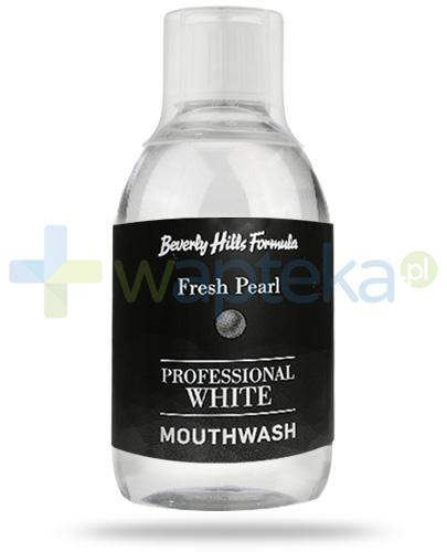 Beverly Hills Formula Professional White Fresh Perl płyn do płukania jamy ustnej 300 ml