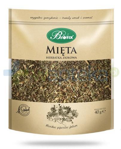 BiFIX Mięta monozioła herbatka ziołowa 40 g