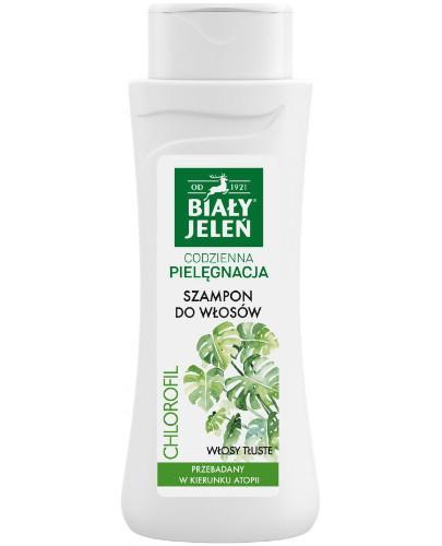 Biały Jeleń szampon dermo łagodzący z naturalnym chlorofilem 300 ml