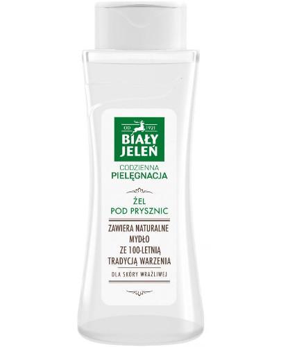 Biały Jeleń żel pod prysznic naturalny 250 ml