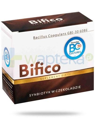Bifico synbiotyk w czekoladzie 12 sztuk