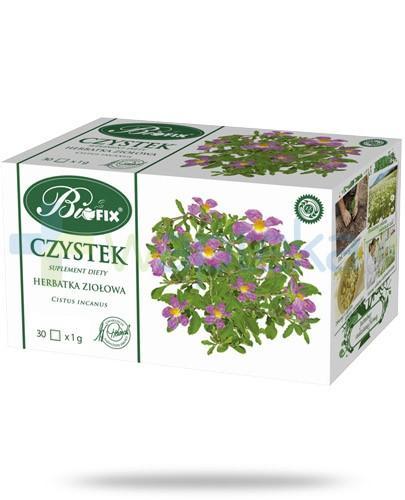 BiFix Czystek herbatka ziołowa 30 torebek