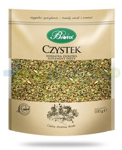 BiFIX Czystek monozioła herbatka ziołowa 100 g