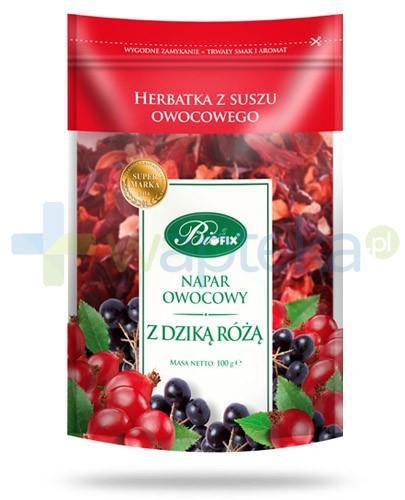 BiFIX Dzika róża napar owocowy herbatka z suszu owocowego 100 g