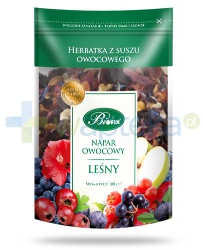 BiFIX Leśny napar owocowy herbatka z suszu owocowego 100 g