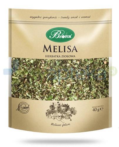 BiFix Monozioła Melisa herbatka ziołowa 40 g