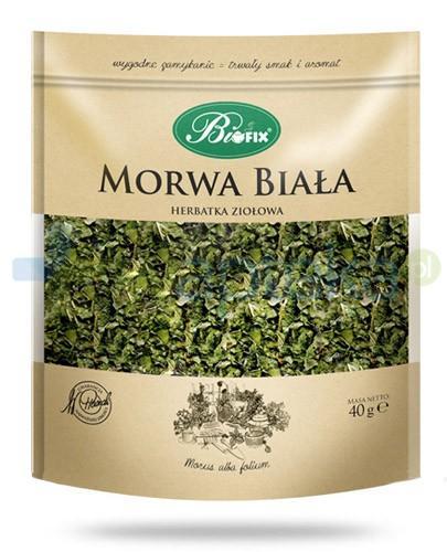 BiFIX Morwa biała monozioła herbatka ziołowa 40 g