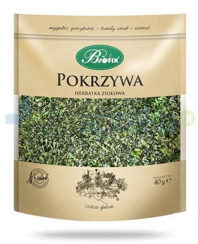 BiFIX Pokrzywa monozioła herbatka ziołowa 40 g