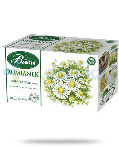 BiFix Rumianek herbatka ziołowa 20 torebek