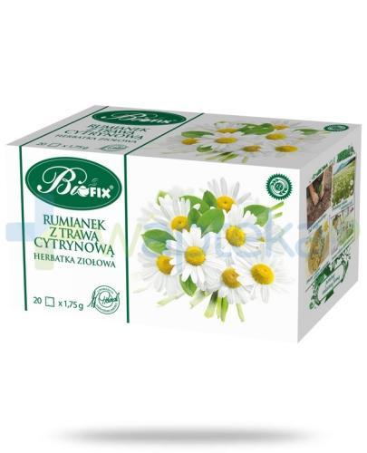 BiFix Rumianek z trawą cytrynową herbatka ziołowa 35 g