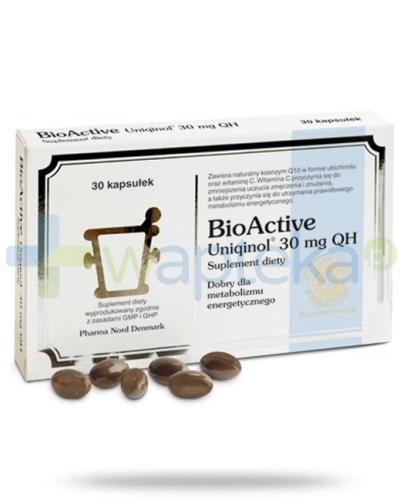 Bio-ACtive Q10 Uniqinol 30 kapsułek