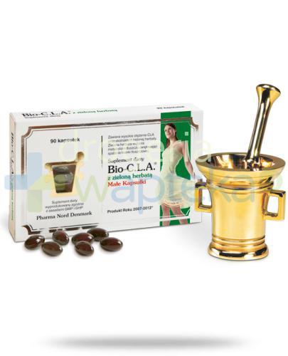Bio-CLA z zieloną herbatą Opinie, Cena, Ulotka, Forum, Dawkowanie – Medsowa