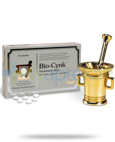 Bio-Cynk 30 tabletek