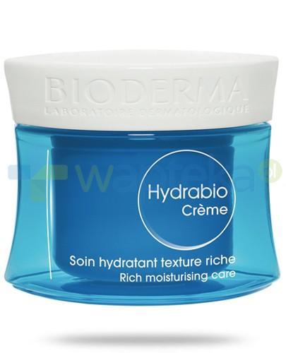 Bioderma Hydrabio Creme krem nawilżający o bogatej konsystencji 50 ml