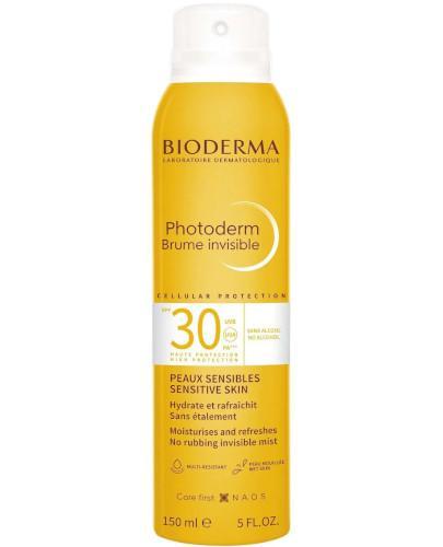 Bioderma Photoderm Brume Solaire SPF30 ochronna mgiełka do ciała i twarzy 150 ml