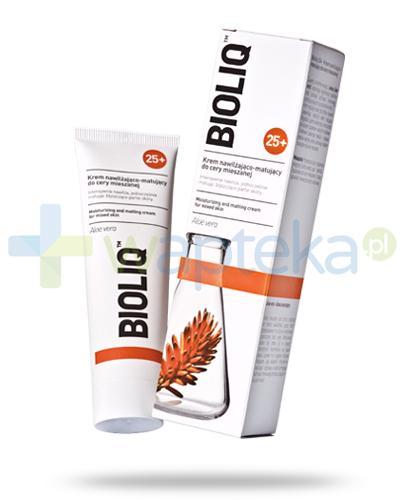 Bioliq 25+ krem nawilżająco-matujący do cery mieszanej 50 ml