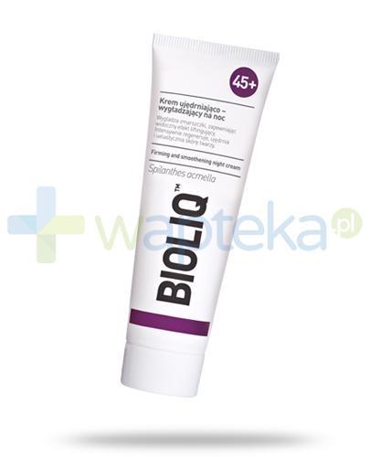 Bioliq 45+ krem ujędrniająco-wygładzający na noc 50 ml