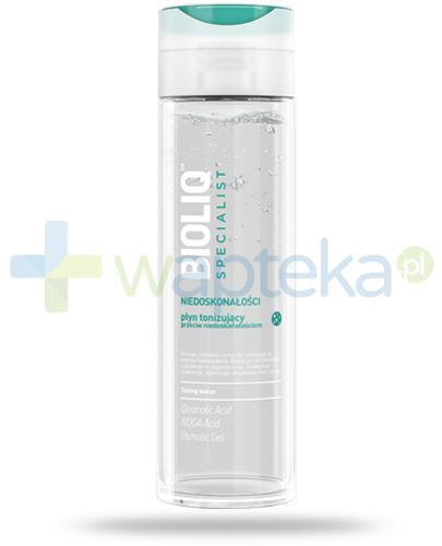 Bioliq Specialist Niedoskonałości płyn tonizujący przeciw niedoskonałościom 200 ml