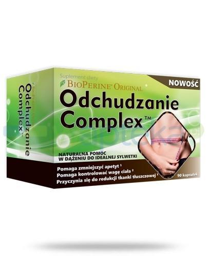 BioPerine Original Odchudzanie Complex 90 kapsułek Activepharm