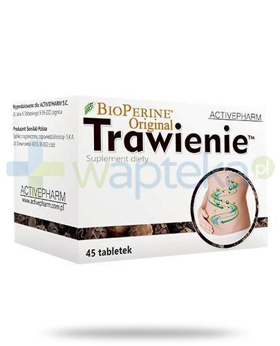 BioPerine Trawienie 45 tabletek - Data ważności 30-03-2017