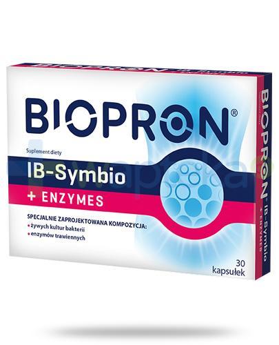 Biopron IB-Symbio + Enzymes 30 kapsułek