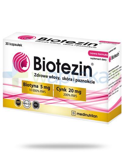 Biotezin 30 kapsułek