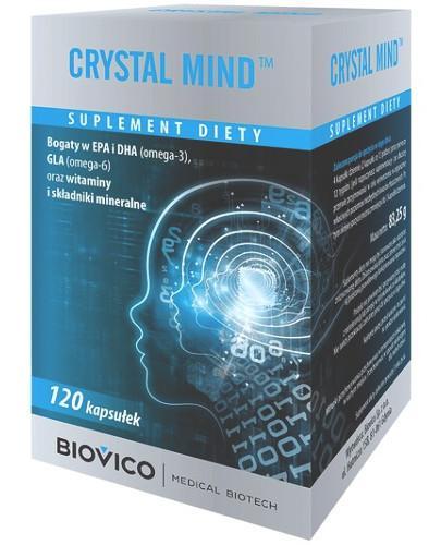 Biovico Crystal Mind 120 kapsułek
