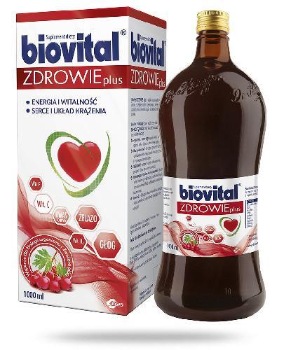 Biovital Zdrowie Plus płyn 1000 ml