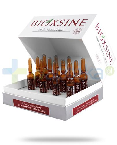 Bioxsine DermaGen Serum przeciw wypadaniu włosów 12x 6 ml