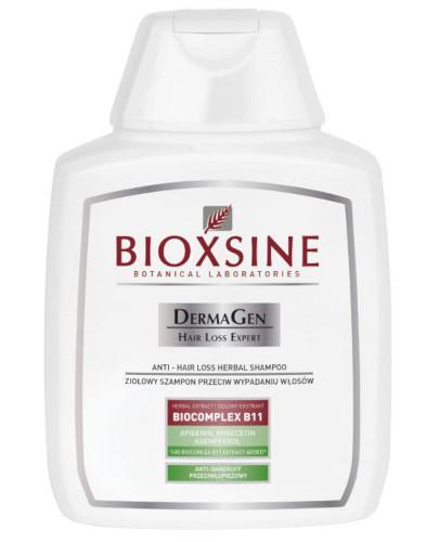Bioxsine DermaGen szampon przeciwko wypadaniu włosów przeciwłupieżowy 300 ml [White Edition]